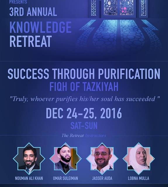 2016 MAS ICNA Knowledge Retreat