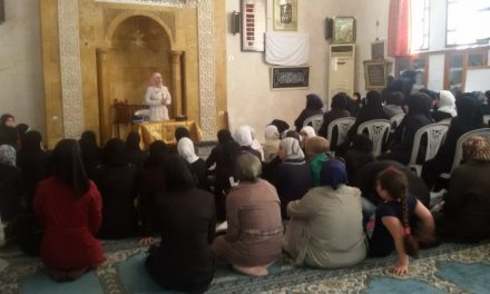 Can Women Give Lectures in the Mosque? part1