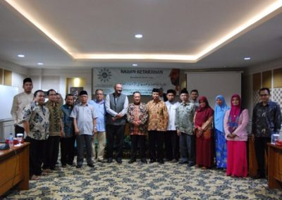 The Muhammadiyah's Council of Tarjih