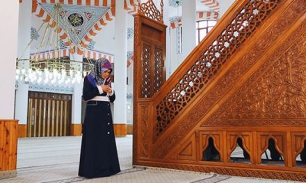 Women Area in Mosque: Access to the Imam(2-5)